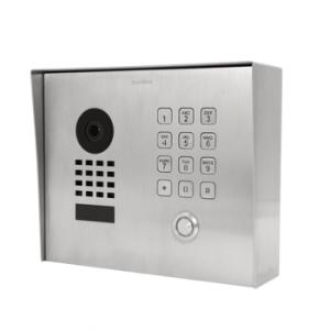 DoorBird D1101KHV2A Classic Surface Mount Stainless Steel IP Video Door Station