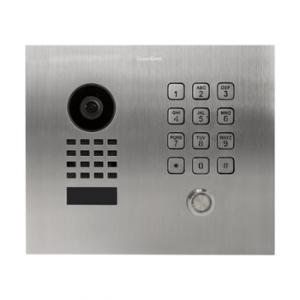 DoorBird D1101KHV2A Classic Flush-Mount Stainless Steel IP Video Door Station