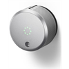 August Smart Lock Pro with Bluetooth, HomeKit, Zwave, Silver (Dealer only)