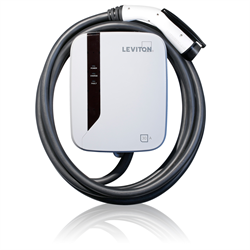 Leviton EVR-Green 30A Level 2 EV Charger Electrical Vehicle Charging Station