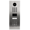 DoorBird IP Video Door Station, 1 Call Button, Keypad, Stainless Steel