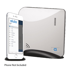 Alula Wireless Alarm System with Cryptix, Bluetooth, Ethernet