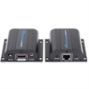 HDMI Extender Balun with IR Over Single CAT6 Up to 50M, 1080p