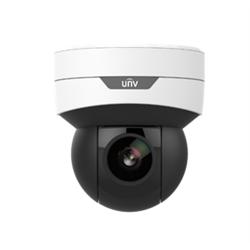 Uniview Indoor IP Mini PTZ Dome Camera, 2MP, 5X Zoom, Smart IR, ONVIF, microSD