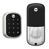 Additional images for Yale ProSL Touch Screen Slim Key Free ZWave Deadbolt, Satin Nickel