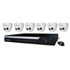 WatchNET HD over Coax Kit with 8CH DVR 2TB HDD + 6 x 1080p IR Turret Cameras