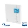 Stelpro Ki STZW402+ Zwave Baseboard Line Voltage Thermostat 120V 240V