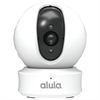 Alula Indoor 1080P WiFI 360 Network Camera with Mic and Speaker, microSD Storage