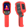 Hand Held Thermal Body Temperature Detector with Camera, Hi Temp Alarm, LCD