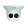Uniview IP Network Turret Camera, 2MP, 30M Infrared, POE, DNR, 2.8mm, Metal